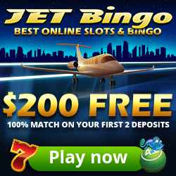 Jet Bingo Sign Up